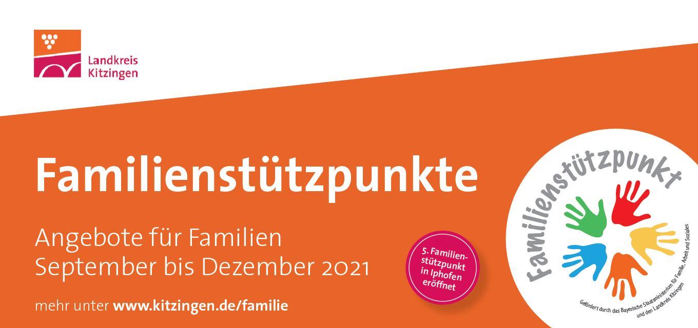 Interkommunaler Familienstützpunkt - Neuer Programmflyer