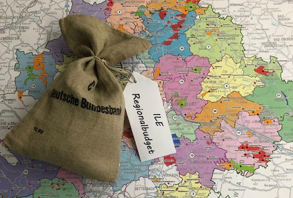 Regionalbudget in Unterfranken - Beispiele 2020