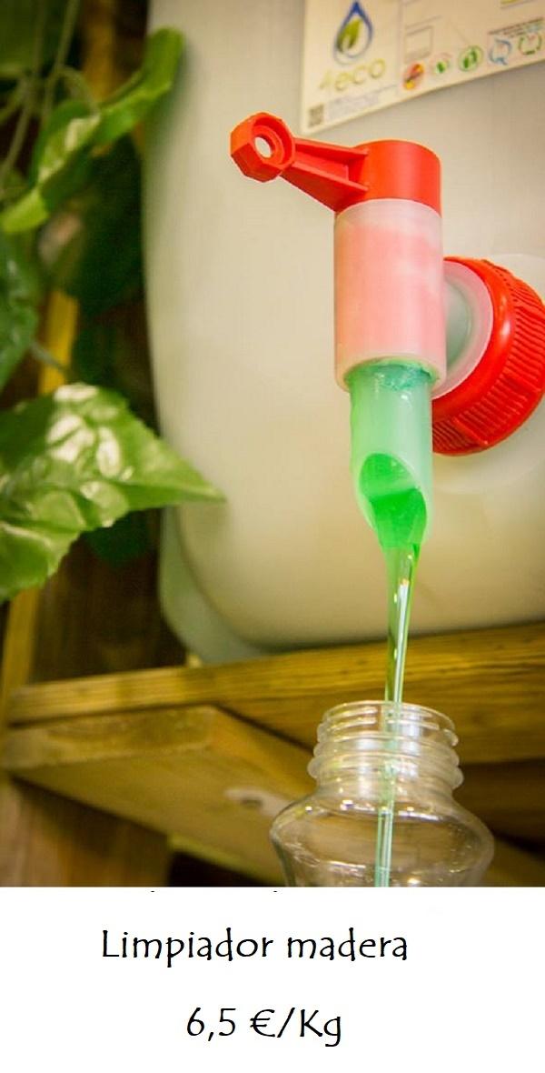 Detergente Marsella a granel