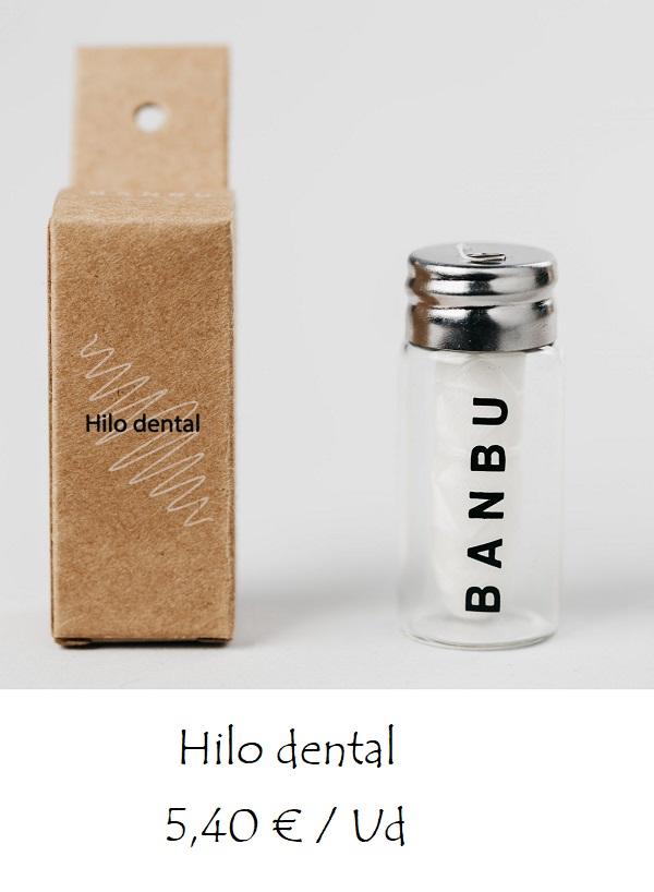 Hilo dental packaging reutilizable