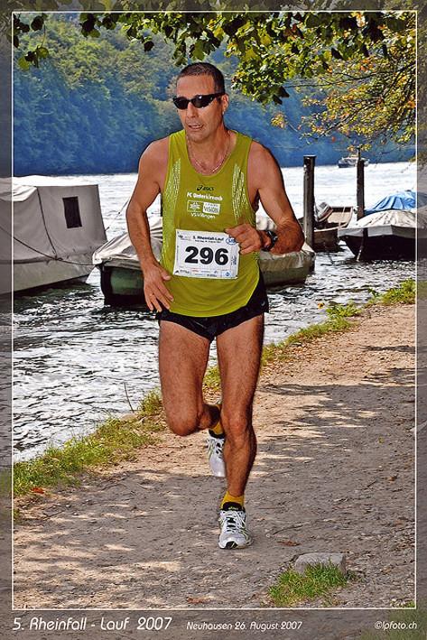 Rheinfalllauf 2007, Sieger M50