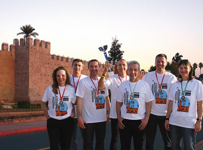 Marrakech 2010, Sieger Veteranenklasse ab 50 Jahre