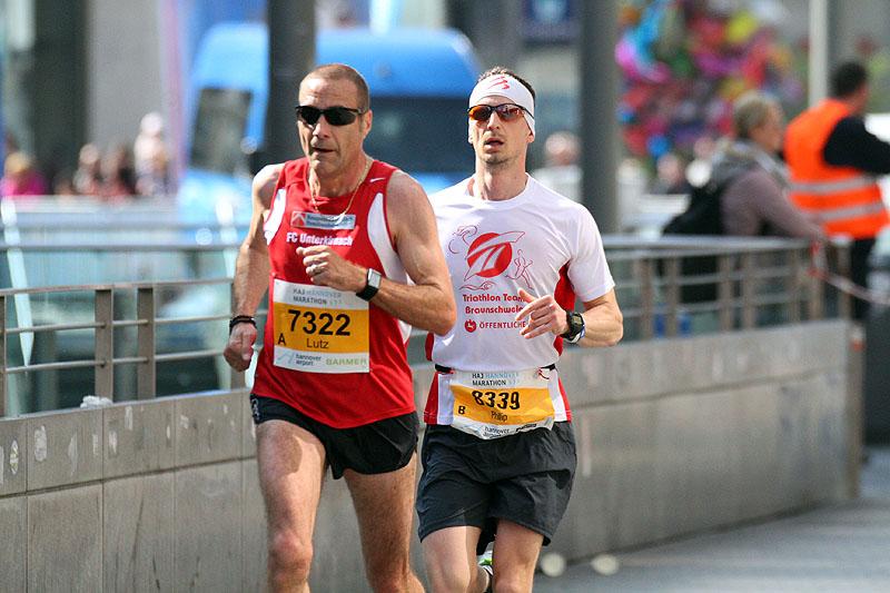 Deutscher Meister Halbmarathon Team M60 2017 mit Landesrekord (Hannover)