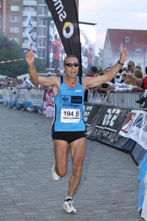 Rostocker Marathon-Nacht 2010, 2. Platz Gesamt
