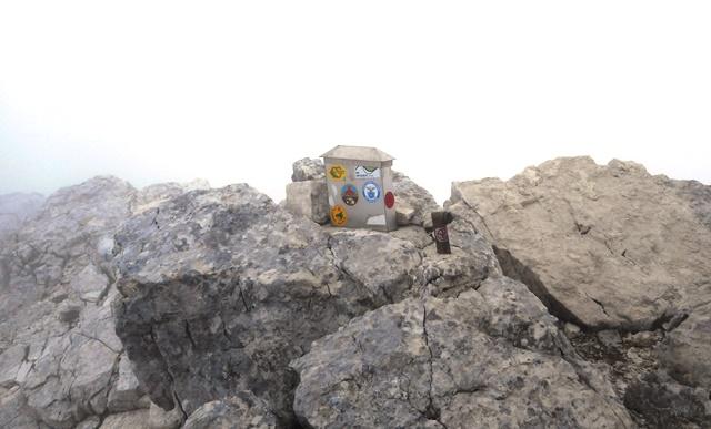 Mt.Krizクリッシュ2410m8・52~59