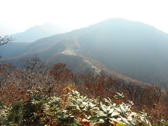 8・15鞍部のユートピアと中蒜山