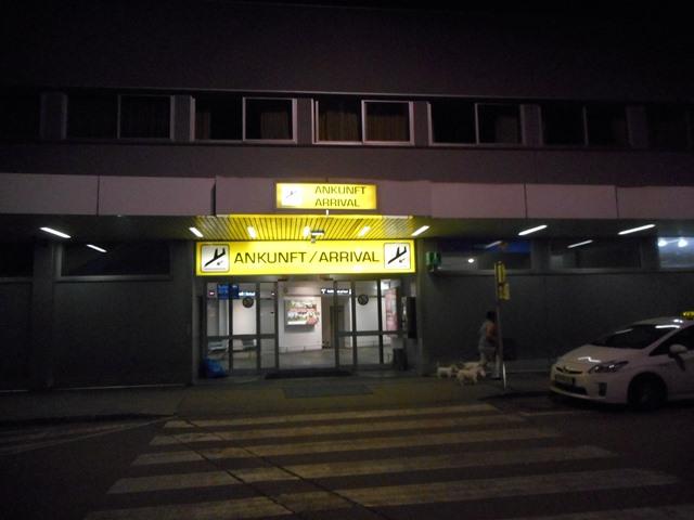 クラゲーンフルト空港22・17