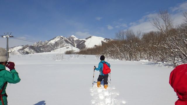 10:06 飯士山を望む