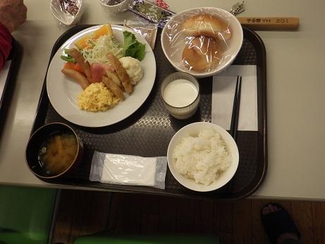 6:30朝食