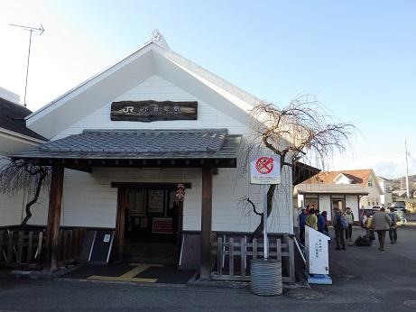 下曽我駅14:44
