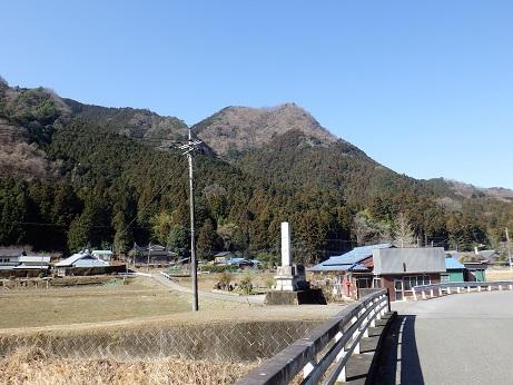 三峰山・奥の院