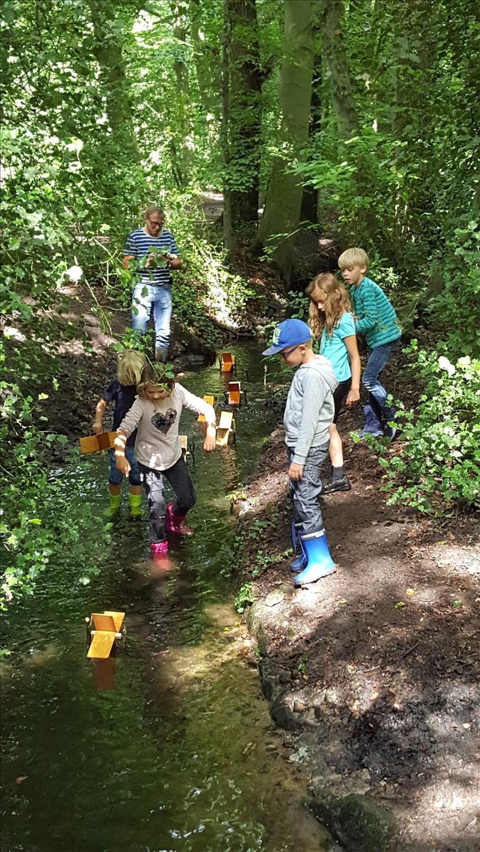 Naturschutzjugend - Kindergruppen