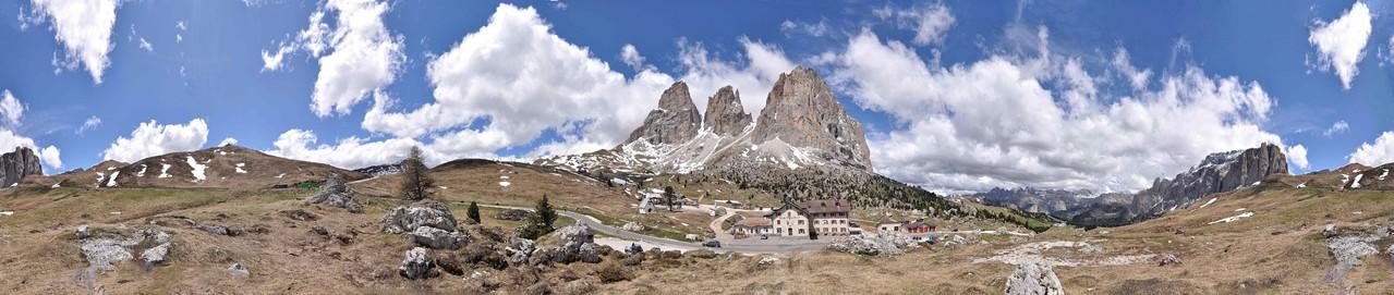 Sellajoch N°2 / Italien - Südtirol