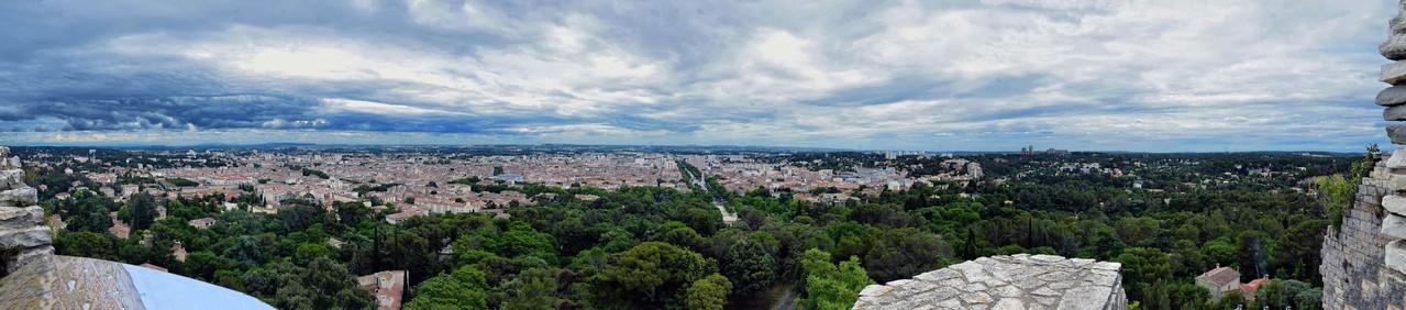 Nimes / Frankreich