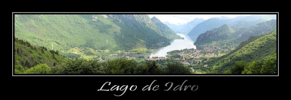 Lago de Idro N°1 / Italien