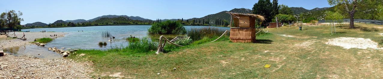 Bacina Lake N°1 / Kroatien - ...unser Badesee im Urlaub...