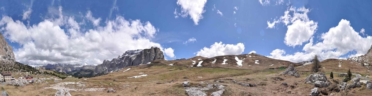 Sellajoch N°1/ Italien - Südtirol