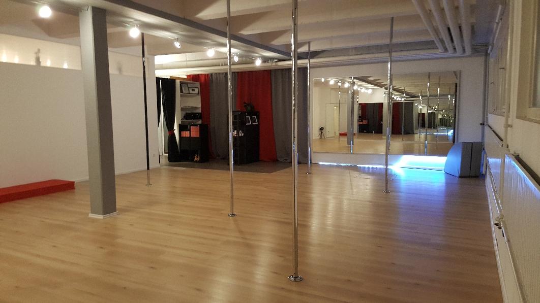 Das neue Studio
