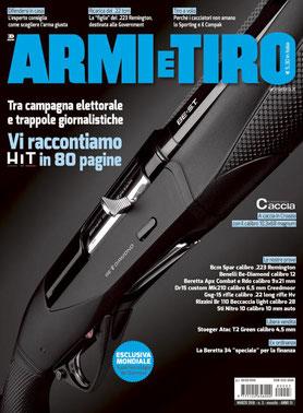 Cover APX e TR-1 sulla rivista di Marzo 2018