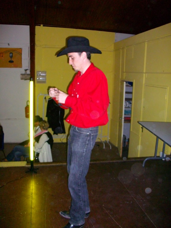 Soirée Country du 16-04-2010