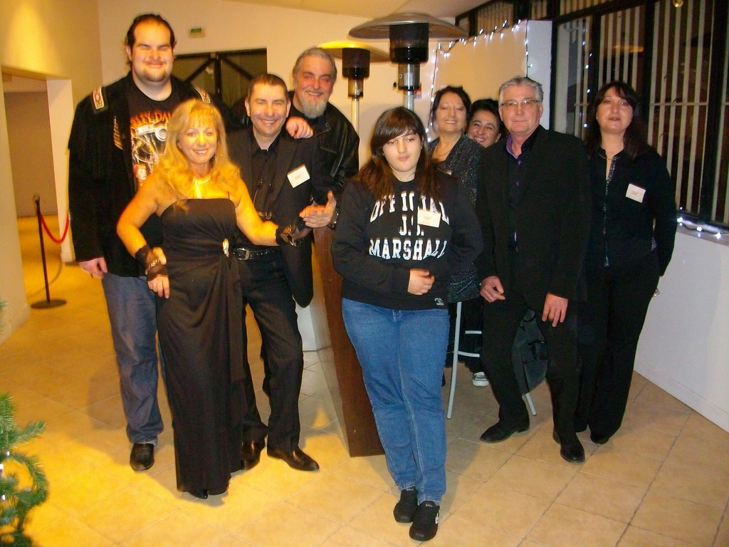Réveillon 2010-2011 ST Cannat