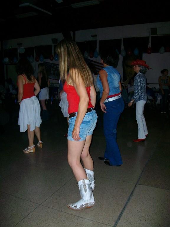 Soirée Bleu Blanc Rouge mai 2011