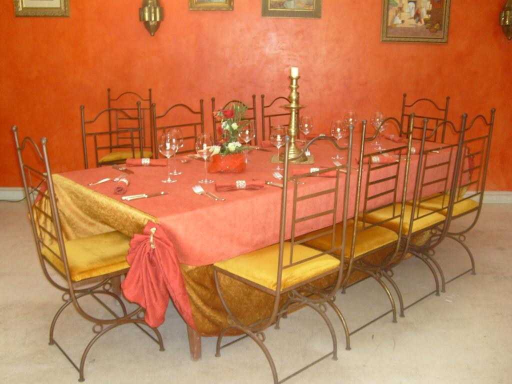Repas de fin d'année  PERTUIS    juin2009