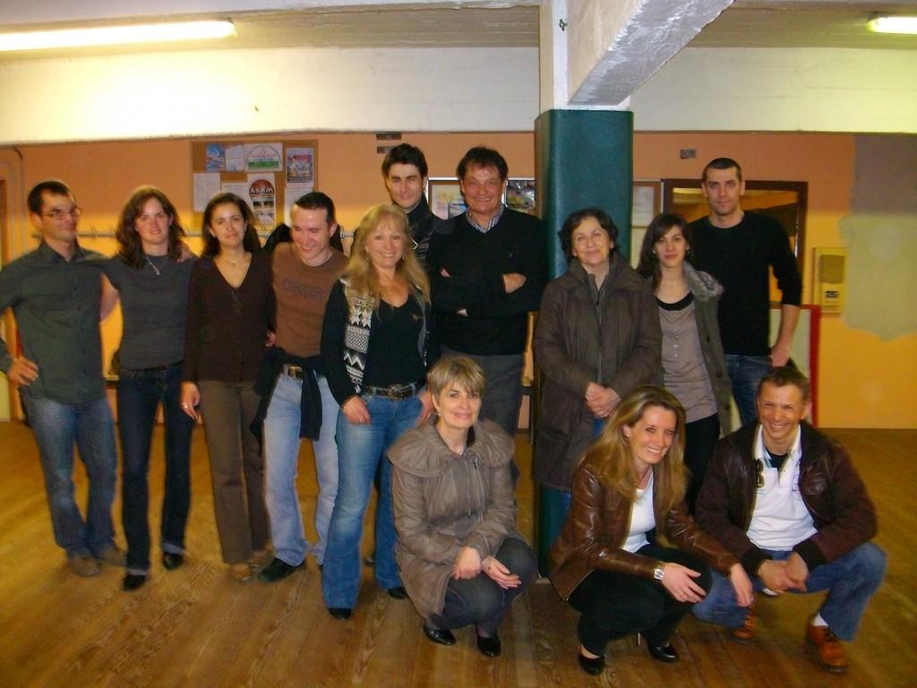 Ruocco - Cours de rock saison 2010-2011