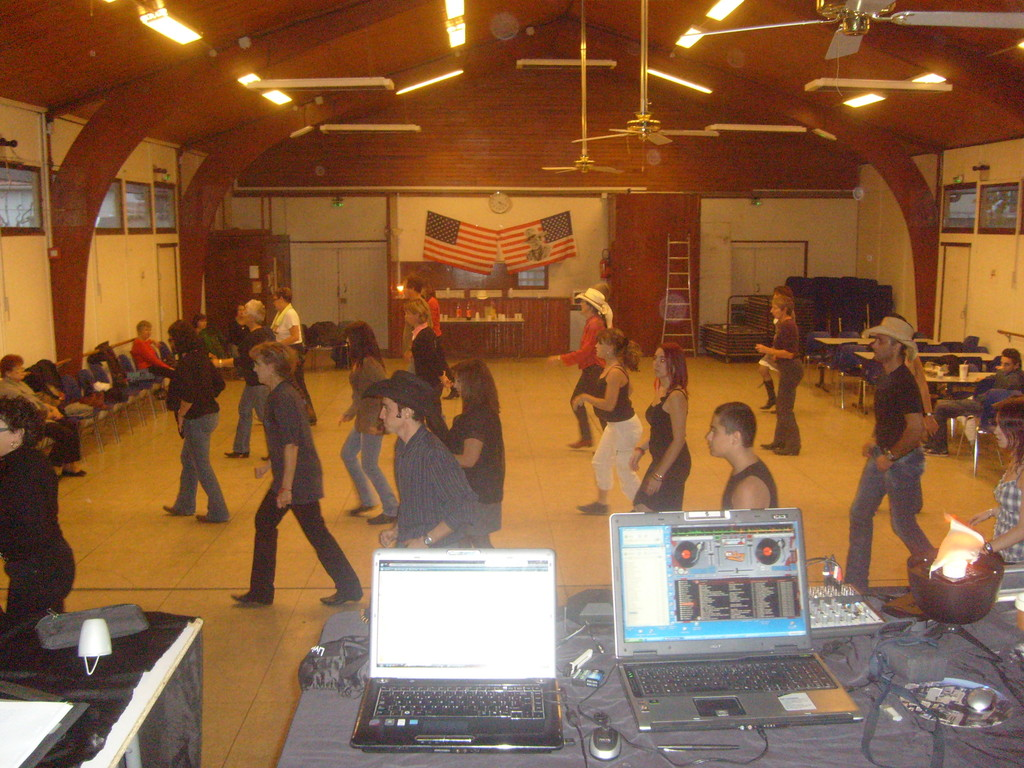Stage Country Les MILLES 14-11-09