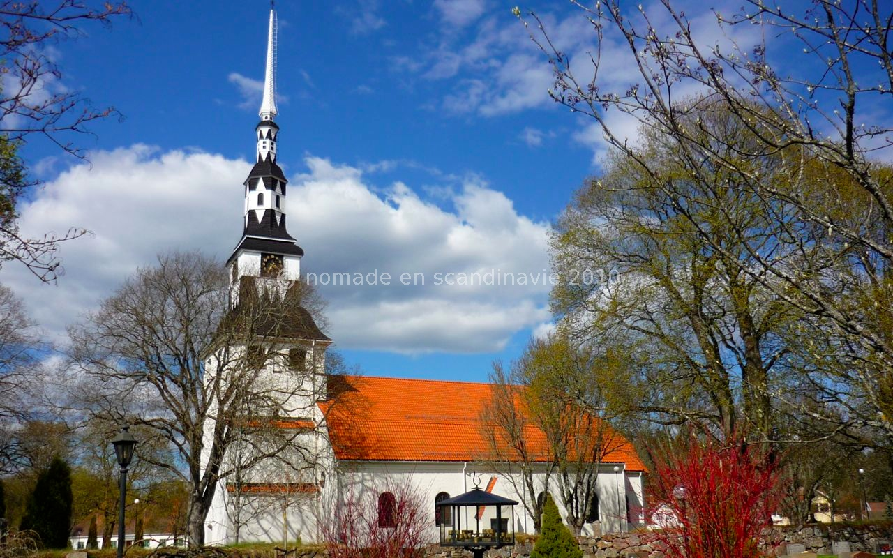Eglise d'Ingatorp