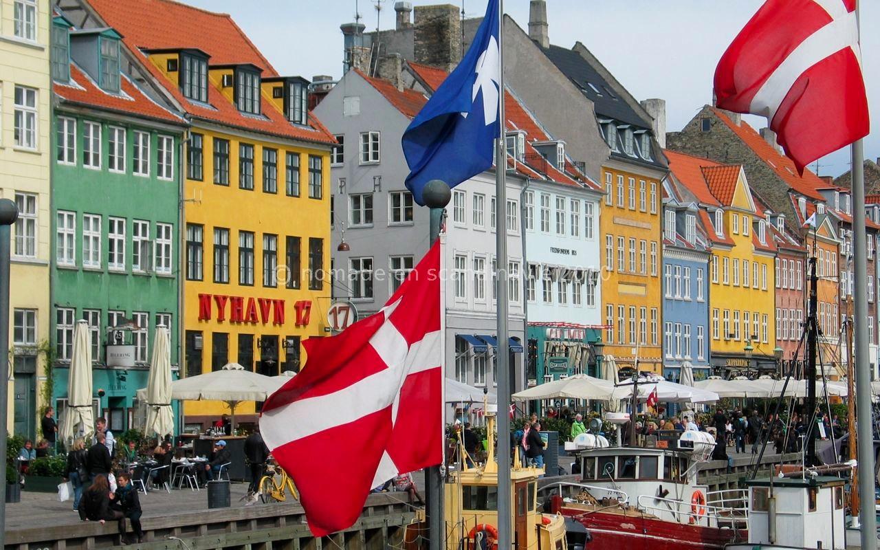 Nyhavn, le vieux port