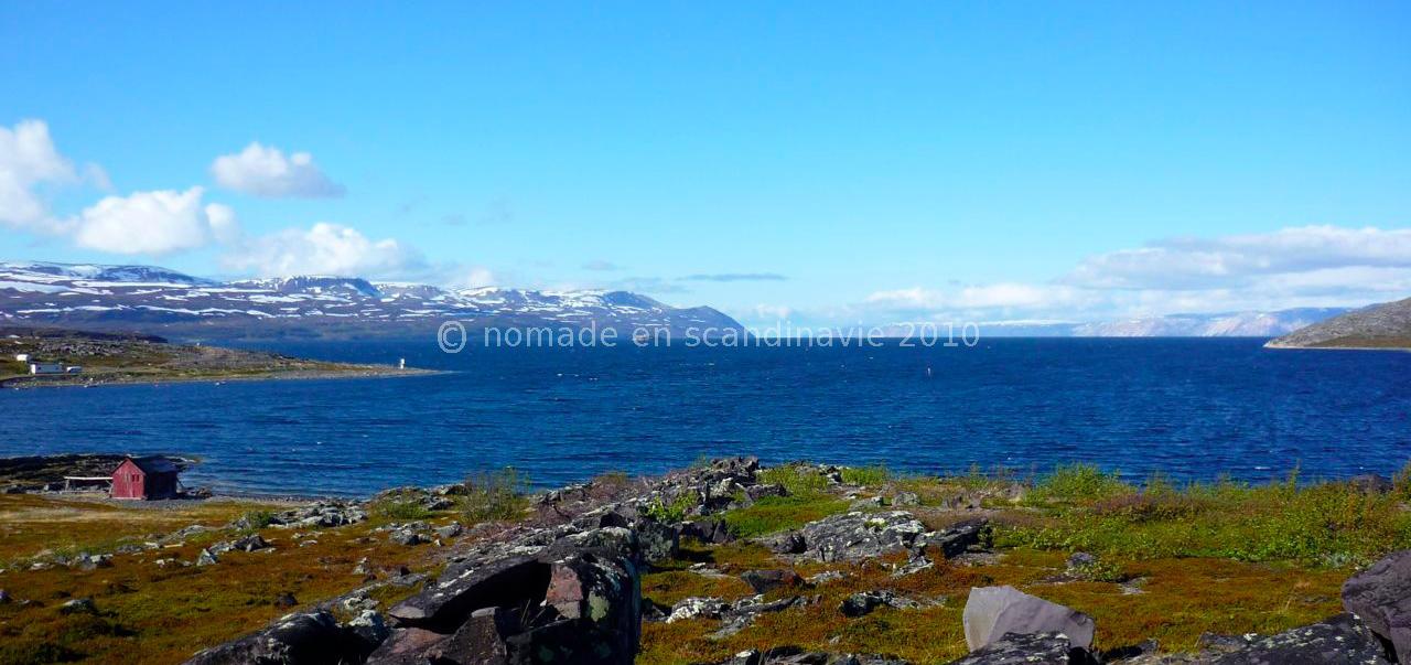 Paysage vers Ifjord