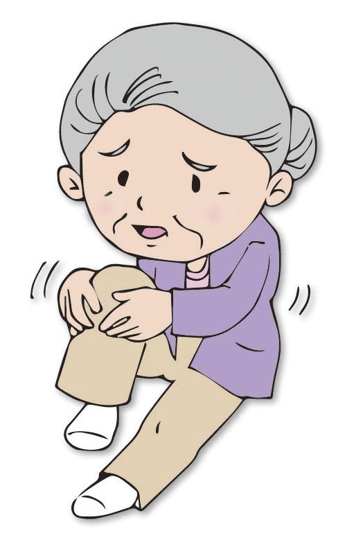 脊柱管狭窄症で脊髄が損傷を受けるときの症状の一つ(運動麻痺)
