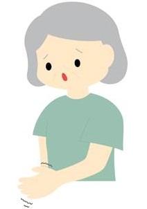 パーキンソン病の症状の一つ:震え(振戦)