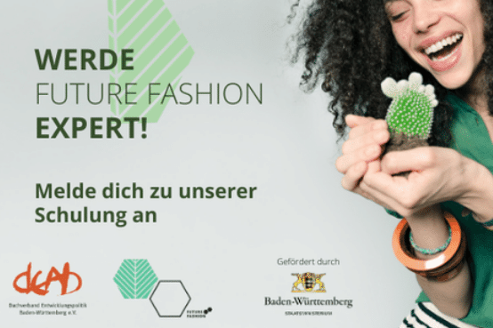Future Fashion Expert Schulung