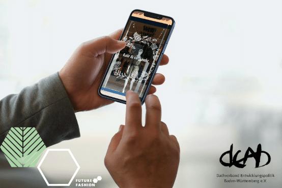 Digitale Schnitzeljagd für nachhaltige Mode