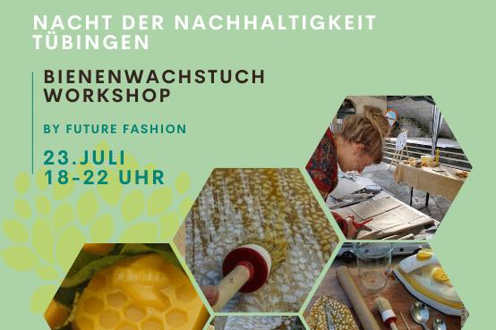 Future Fashion auf der Nacht der Nachhaltigkeit Tübingen