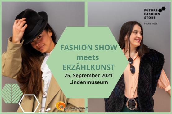 Ein Abend mit Future Fashion und Ars Narrandi e. V.