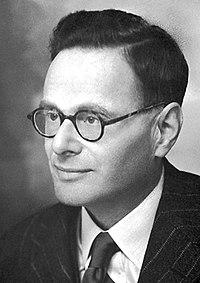 クエン酸サイクルの発見者 医学博士ハンス・クレブス博士