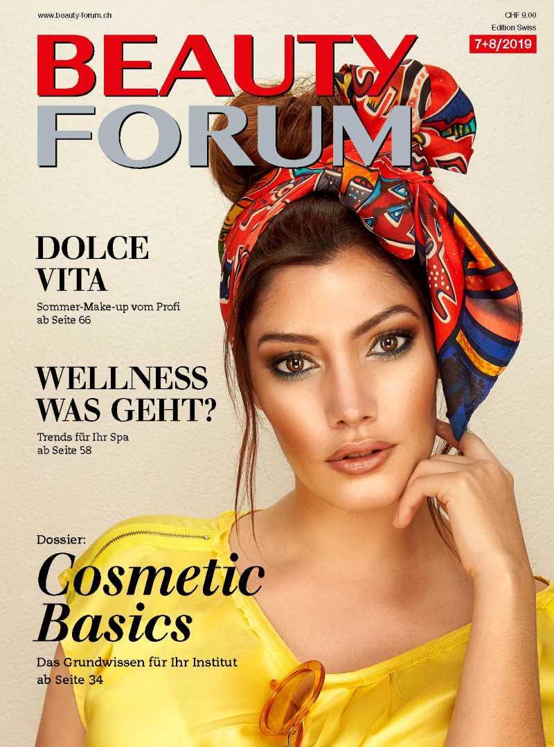 Sandra Mair Cosmetics in Beauty Forum