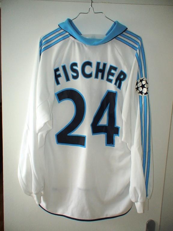 Yannick Fischer - Olympique de Marseille