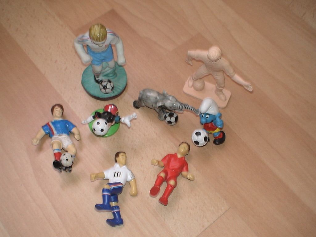 Figurines Diverses Football
