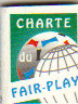 Mini LIvret Charte du Fair Play France 1998