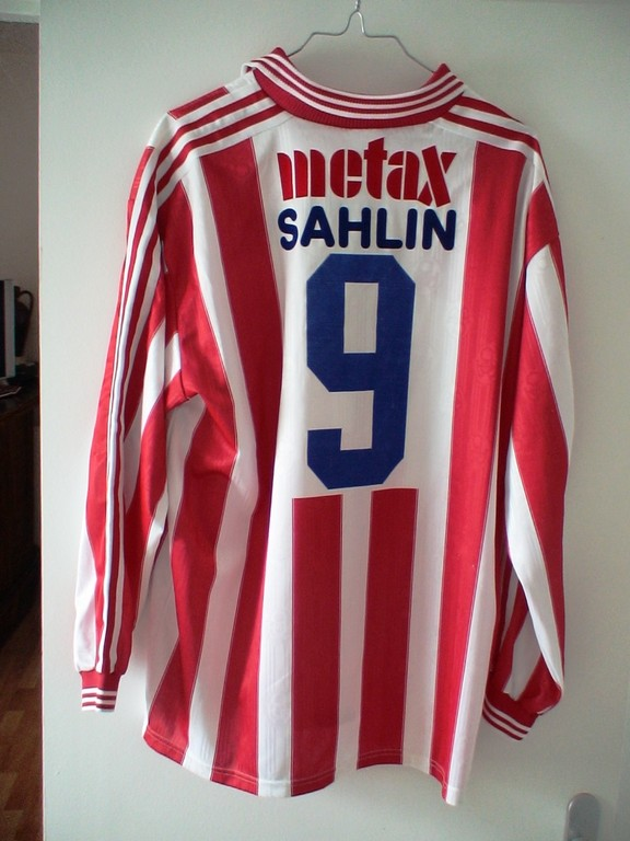 Sahlin - Aalborg BK (Danemark)