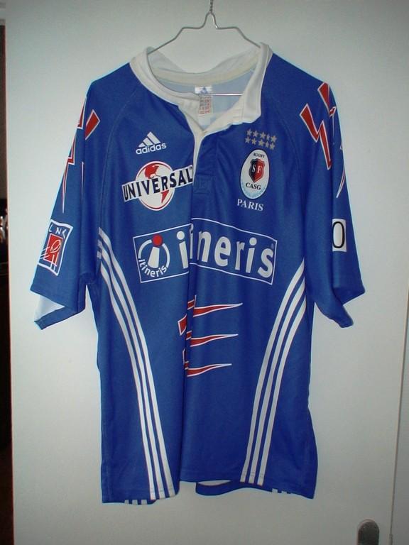 Stade Français - Biarritz Ol. Christophe Moni