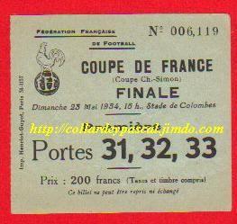1954  OGC Nice  bat  Ol. Marseille  2 - 1