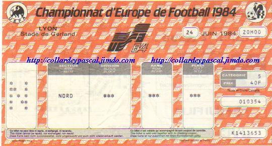 Espagne - Danemark 1/2 Finale
