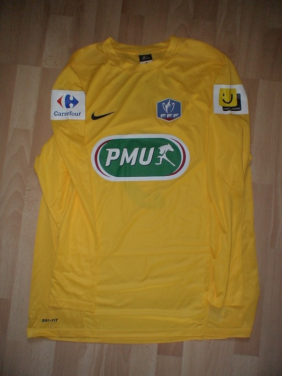 Maillot Coupe de France 2013/14