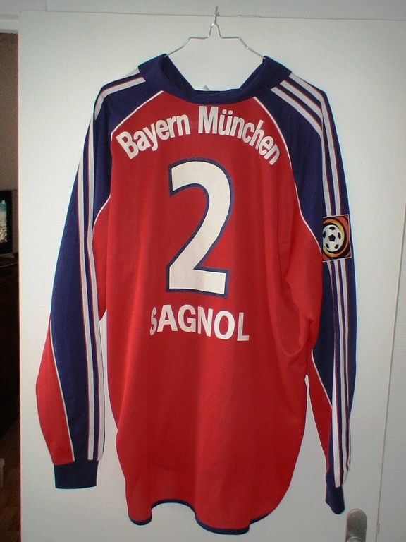 Willy Sagnol - Bayern Munich