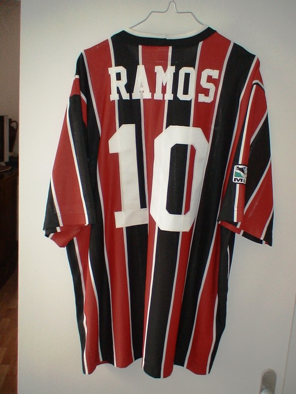 Tab Ramos - New York Metrostars